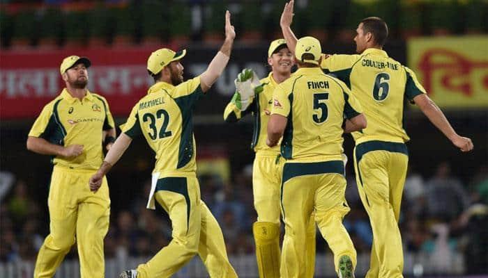 India vs Australia, 2nd T20I: Jason Behrendorff helps Australia level series 1-1 with 8-wicket win