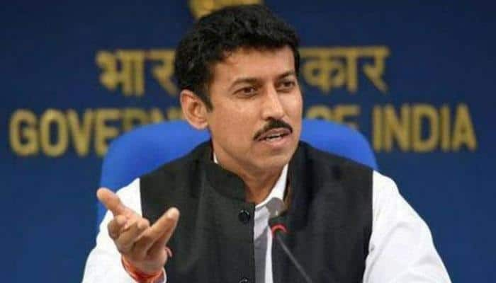 Stone thrown at Australian cricket team bus not reflective of security measures, says Sports Minister Rajyavardhan Singh Rathore