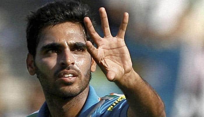 India vs Australia: Damp wicket helped India destroyer Jason Behrendorff, says Bhuvneshwar Kumar
