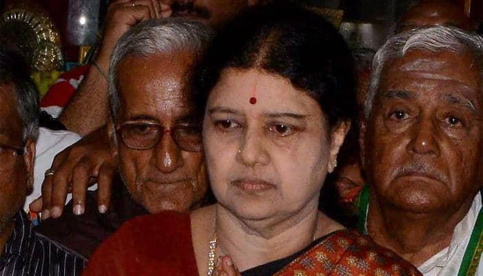 Sasikala's 5-day parole ends, to return to Bengaluru jail today