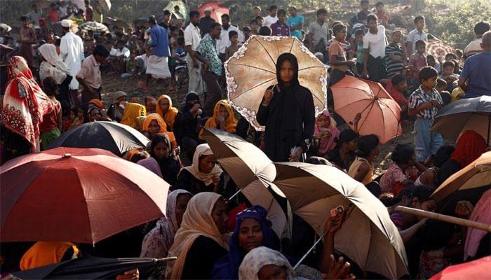 Rohingya exodus 'exaggerated', says Myanmar's Army chief