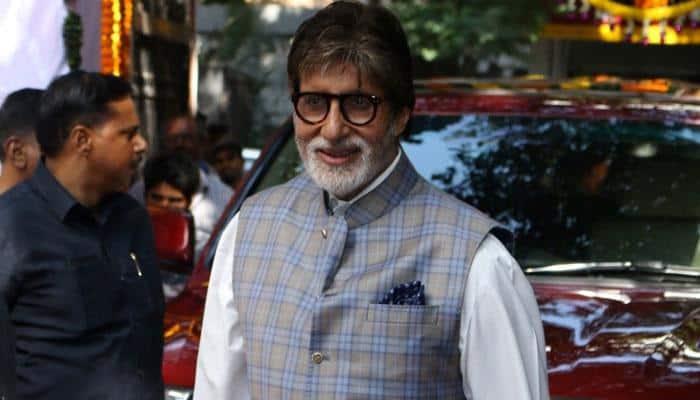 Brahmastra: Happy Amitabh Bachchan is a part of film, says Ayan Mukerji