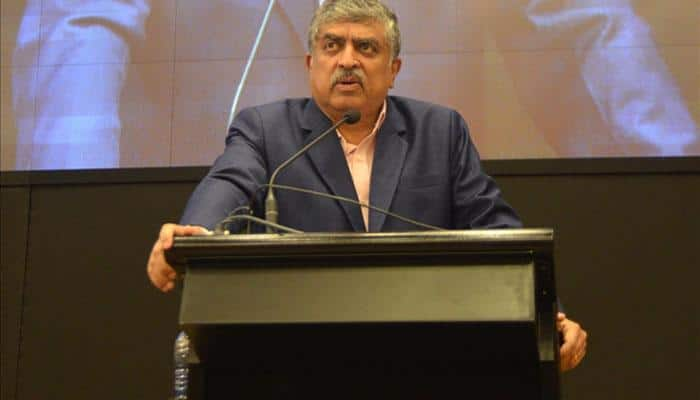 Aadhaar helped Indian govt save $9 billion: Nandan Nilekani
