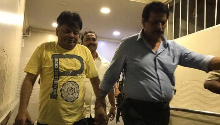 Iqbal Kaskar, two others sent to judicial custody in extortion case