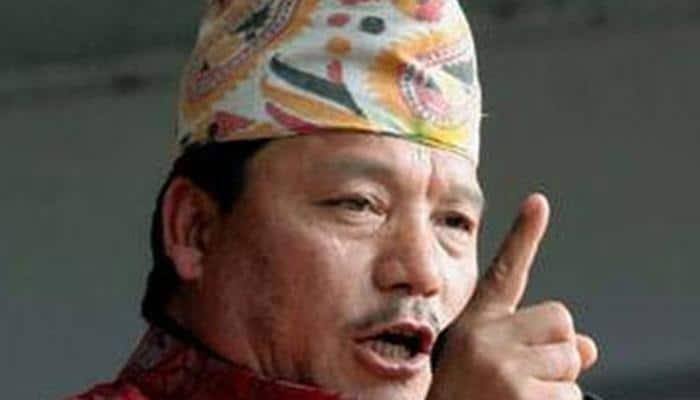 Darjeeling: Four houses gutted in GJM chief Bimal Gurung's neighbourhood