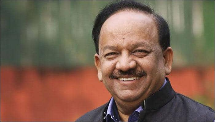 Develop zero-pollution firecrackers: Environment Minister Harsh Vardhan to scientists