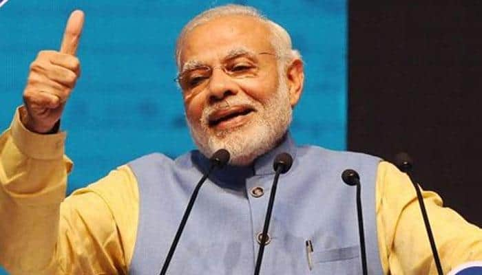 PM Narendra Modi hails move to term toilets in UP as 'izzat ghar'