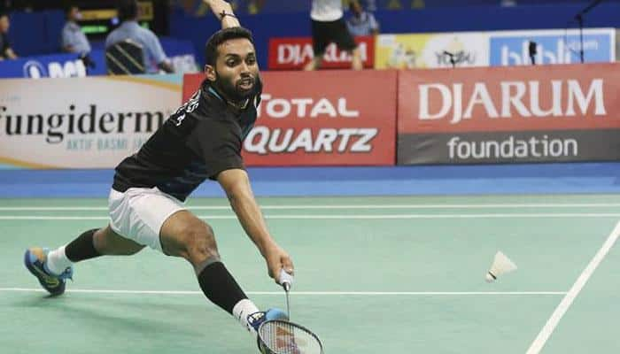 HS Prannoy eyes big titles in year of CWG, Asian Games