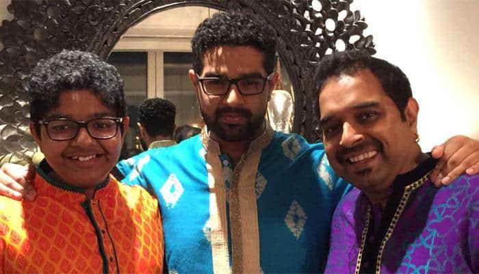 Shankar Mahadevan collaborates with sons Siddharth and Shivam for Diwali song