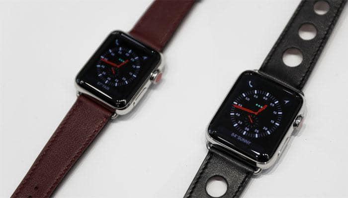 Apple Watch app notification saves US man's life