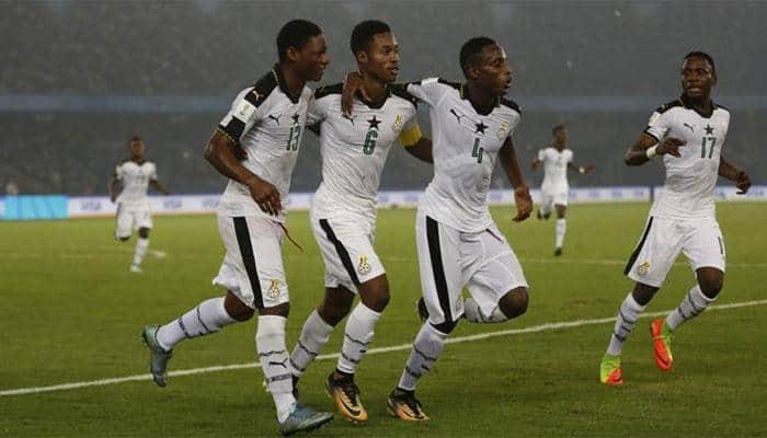 FIFA U-17 World Cup: Ghana down debutants Niger 2-0, face Mali in quarters