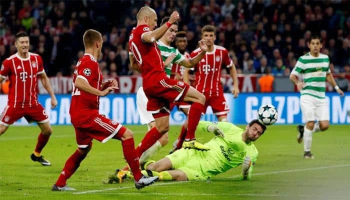 Bayern Munich down Celtic on Jupp Heynckes' Champions League return