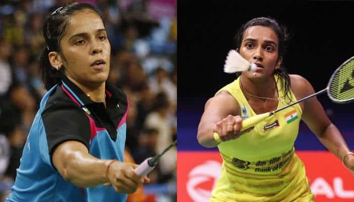 Saina Nehwal wins, PV Sindhu loses in Denmark Open