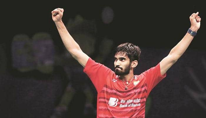 Denmark Open: Kidambi Srikanth keeps Indian flame burning; Saina Nehwal, HS Prannoy out