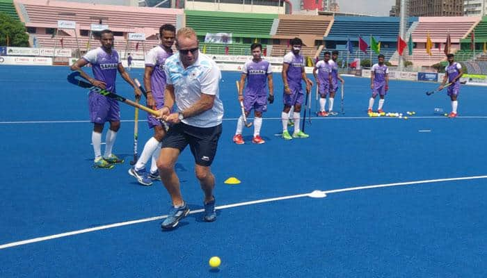 Hockey Asia Cup: We defended well in crunch moments, says India coach Sjoerd Marijne