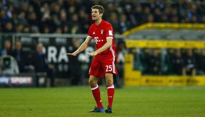 Bayern Munich confirm Thomas Mueller injury, Mats Hummels in doubt