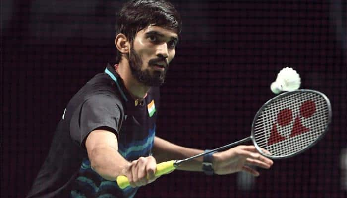 All eyes on Kidambi Srikanth as he starts campaign at French Open