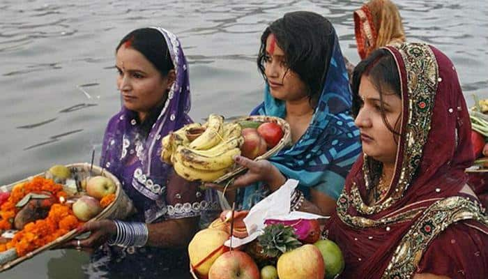 Chhath puja Kharna today, devotees to begin 36-hour fast