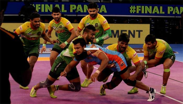 Patna Pirates meet Gujarat Fortunegiants in PKL final