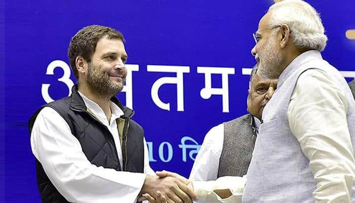 Half the credit of Narendra Modi becoming PM should go to Rahul Gandhi: MNS chief