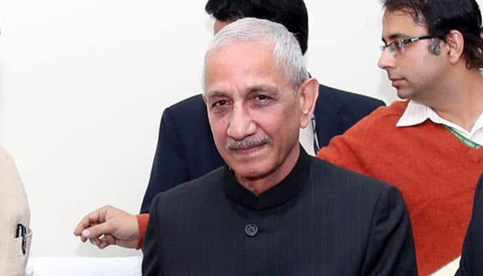 Will talk to everyone, including separatists: Dineshwar Sharma, Centre's new Kashmir interlocutor