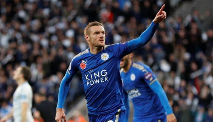 Jamie Vardy gives Claude Puel perfect start as Leicester boss