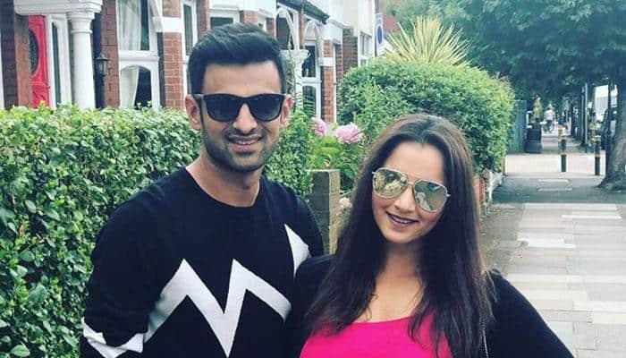 Aaja meri gadi mein baith ja: Sania Mirza and Shoaib Malik's romantic banter