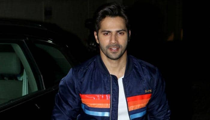 Varun Dhawan unveils first look from Shoojit Sircar's October