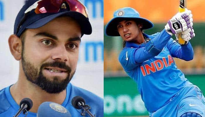 Not just Virat Kohli, Mithali Raj too climbs to No. 1 in ODI rankings