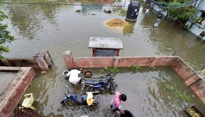 Heavy rains continue in Tamil Nadu; schools, colleges to remain closed on Thursday