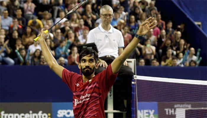 Badminton sensation Srikanth Kidambi achieves career-best World No. 2 ranking