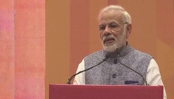 Ease of Doing business report proof our efforts are gaining momentum: PM Modi