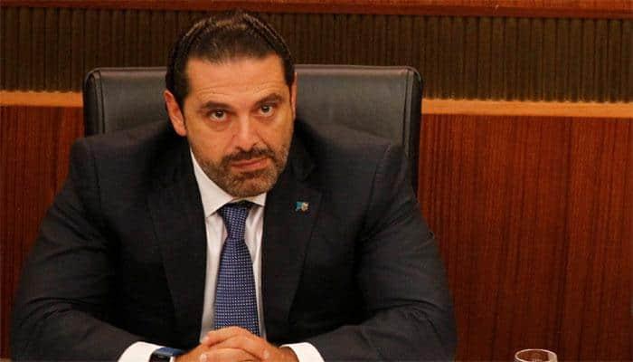 Lebanese prime minister resigns, saying his life in danger