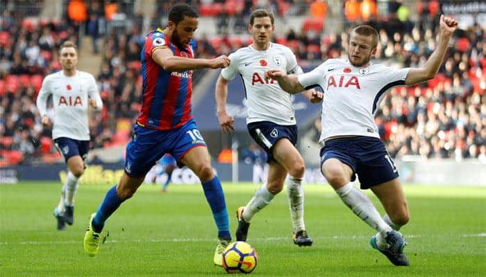 Tottenham Hotspur edge past Crystal Palace with Son Heung-min winner