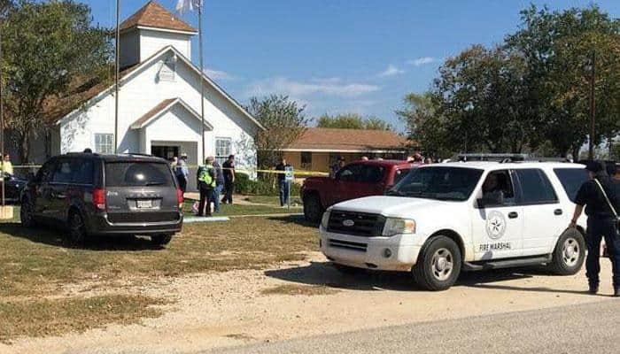 Texas church shooting: At least 20 dead, gunman neutralised
