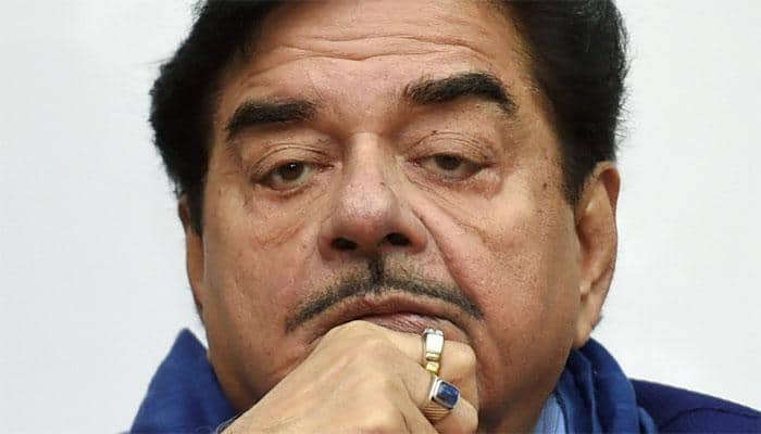 Shatrughan Sinha attacks PM Modi again, says 'time to get out of one-man show'