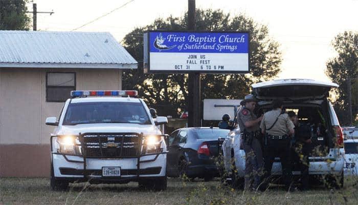 Texas church shooting: Gunman's motive 'domestic', not racial or religious