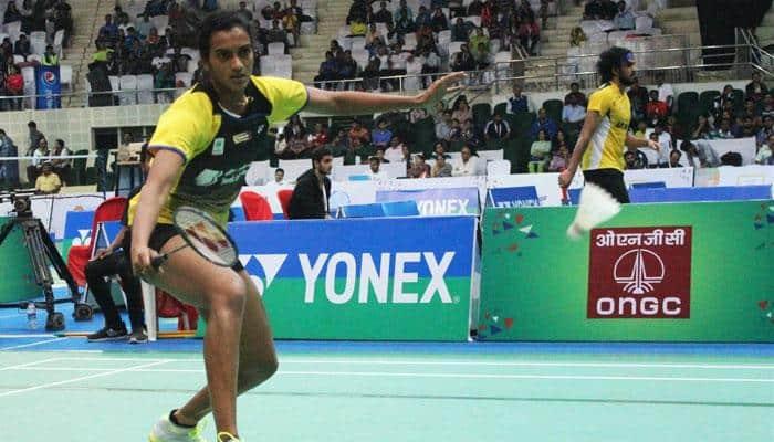 PV Sindhu, Saina Nehwal enter semi-finals of Badminton Nationals