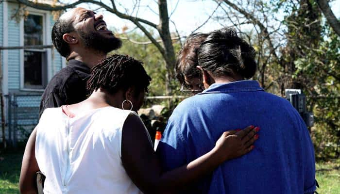 18-month-old baby, pregnant lady, 3 generations of a family among US church shooting victims