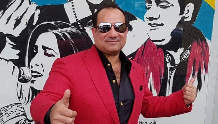 Rahat Fateh Ali Khan unveils Banjarey
