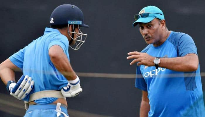 Some people waiting to see the end of MS Dhoni's career: Ravi Shastri