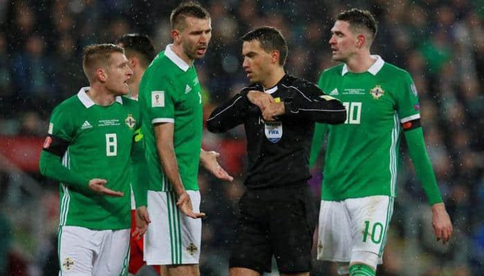 FIFA 2018 World Cup qualifiers: Northern Ireland fume in defeat, Croatia cruise
