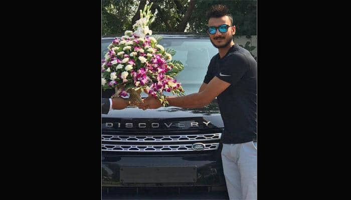 See pic: Axar Patel buys luxury car worth over Rs 45 lakh