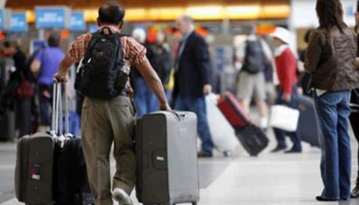No need to stamp hand baggage at these 4 airports