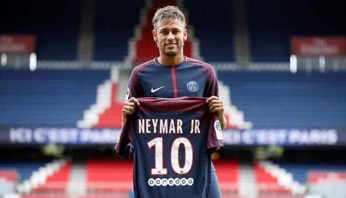 Neymar not immune to criticism, says Kylian Mbappe