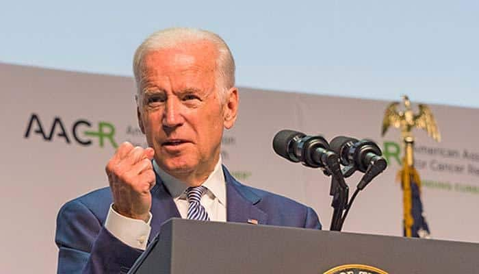 Biden for President in 2020? 'Not sure' says the former Vice-President