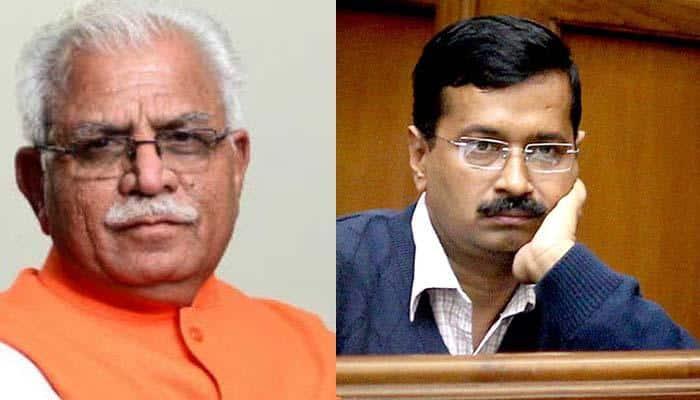 After Amarinder Singh, now Haryana CM has a few words for Arvind Kejriwal