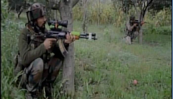 Gunfights erupt between terrorists and security forces in Kulgam, Pulwama