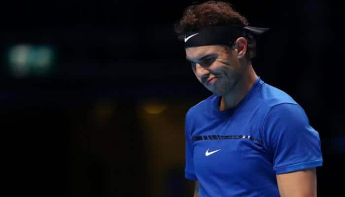 Rafael Nadal quits ATP Finals after defeat by David Goffin, Grigor Dimitrov wins