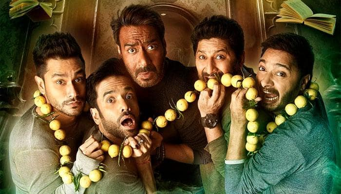 Golmaal Again collections: Blockbuster run continues, rakes in Rs 201 cr